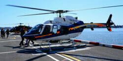 헬기 투어 참여하기