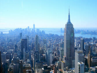 원 밴더빌트 더 써밋 티켓 엠파이어 스테이트 빌딩 뷰