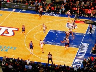 뉴욕 스포츠 경기 일정 - 브루클린 네츠