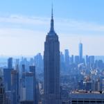 뉴욕 10대 명소 - 엠파이어 스테이트 빌딩