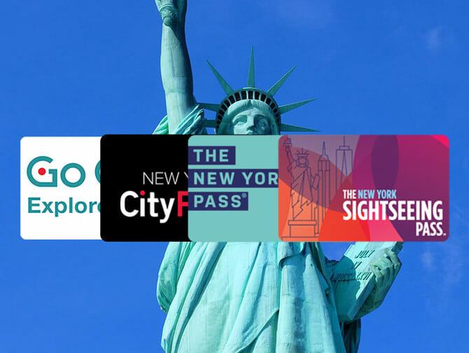 뉴욕 할인패스 비교