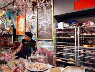 뉴욕 도넛 투어 - 도넛 프로젝트