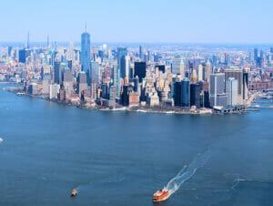 뉴욕의 저렴한 헬리콥터 투어