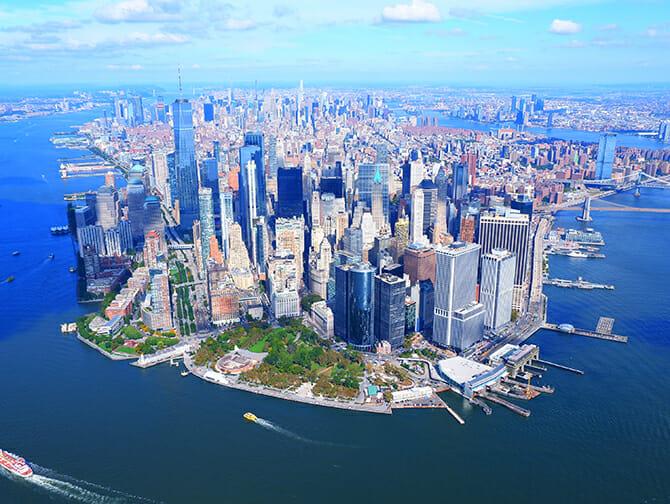 뉴욕 헬리콥터 투어