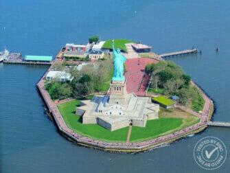 뉴욕 헬리콥터 투어 - 자유의 여신상