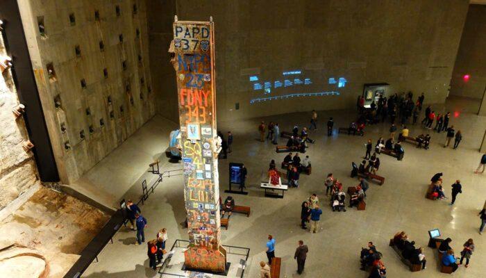 뉴욕 최고의 박물관 - 911 박물관