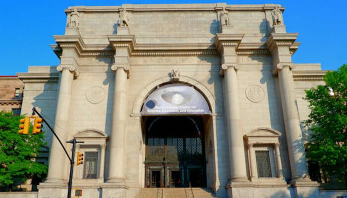 뉴욕 최고의 박물관 - 미국 자연사 박물관