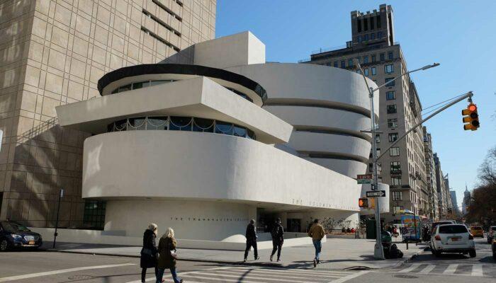 뉴욕 최고의 박물관 - 구겐하임