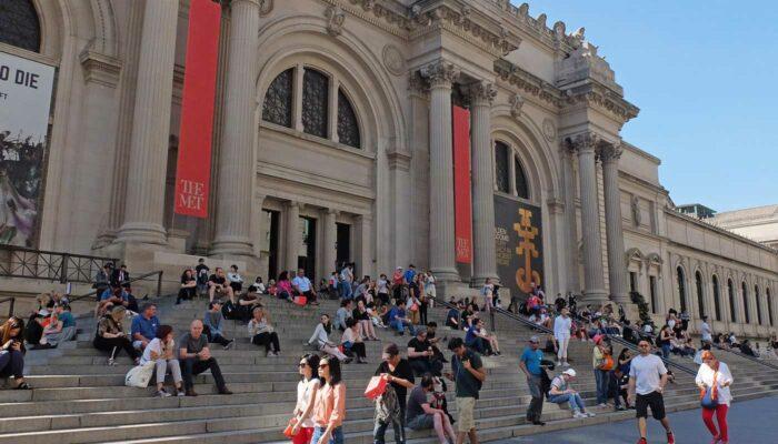 뉴욕 최고의 박물관 - MET 메트로폴리탄 미술관