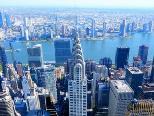 뉴욕 크라이슬러 빌딩