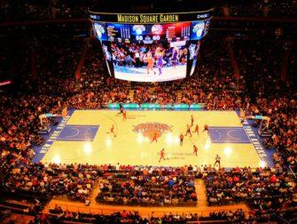 뉴욕 닉스 티켓 Tickets Madison Square Garden