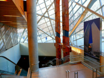 911 Museum in New York Twin Towers