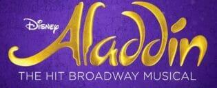 브로드웨이 뮤지컬 알라딘 티켓