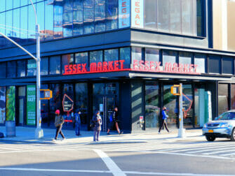뉴욕 로어 이스트 사이드 - 에식스 마켓