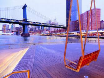 뉴욕 로어 이스트 사이드 - Pier 35