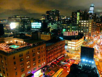 Meatpacking District New York Gansevoort Hotel