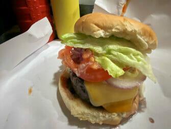 뉴욕 최고의 버거 Burger Joint
