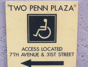 뉴욕 장애인 시설