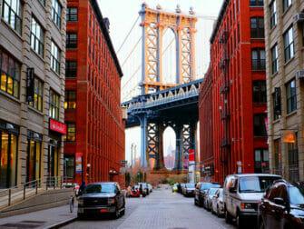 뉴욕 맨해튼 브리지 - 엠파이어 스테이트 빌딩