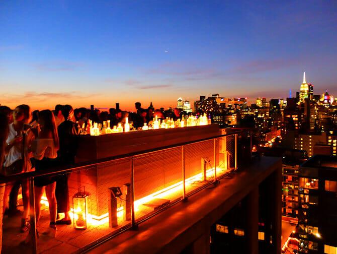 뉴욕 업타운 및 다운타운 밤문화