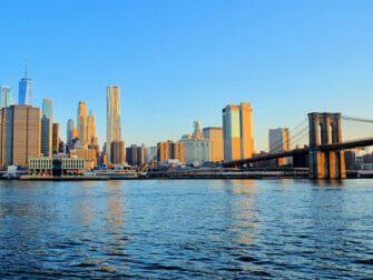 뉴욕 촬영지 - 브루클린 브리지