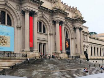 뉴욕 촬영지 - 가십걸 - 멧 계단