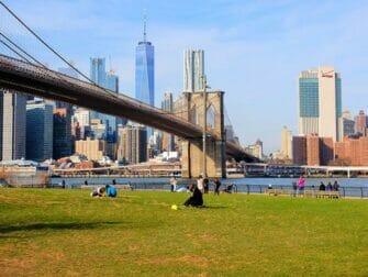 뉴욕 촬영지 - 섹스 앤 더 시티 - 브루클린 브리지
