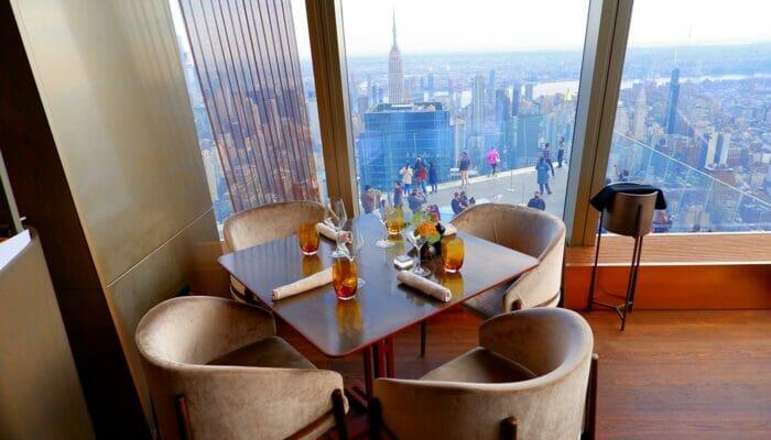 뉴욕의 점심 식사 - Peak
