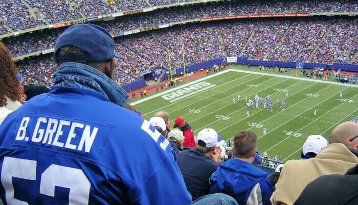 NFL 뉴욕 미식축구