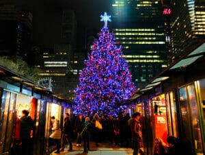 뉴욕 크리스마스 마켓