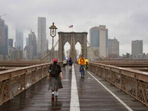 뉴욕의 비