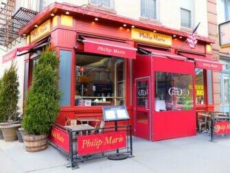 뉴욕의 레스토랑