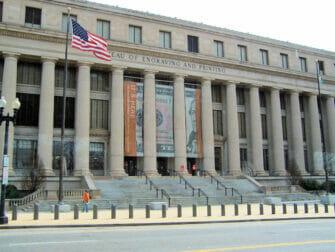 워싱턴 DC 명소 패스 - 빌딩