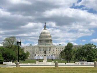 워싱턴 DC 명소 패스 - 국회의사당