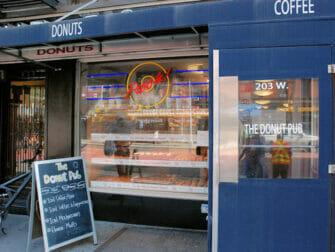 뉴욕 최고의 도넛 - 도넛펍