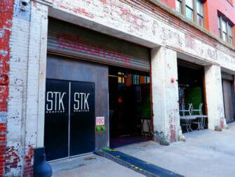 뉴욕 최고의 스테이크하우스 - STK 음식