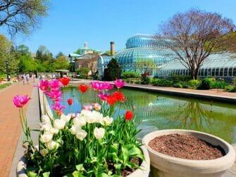 뉴욕의 식물원 - 브루클린 식물원
