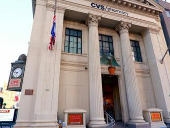 뉴욕 슈퍼마켓 - CVS 약국