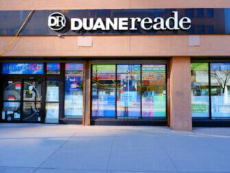 뉴욕 슈퍼마켓 - Duane Reade