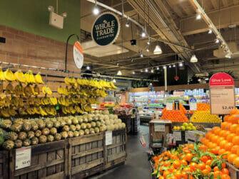 뉴욕 슈퍼마켓 - 홀푸드