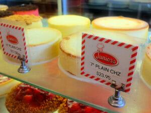 뉴욕 최고의 치즈케이크