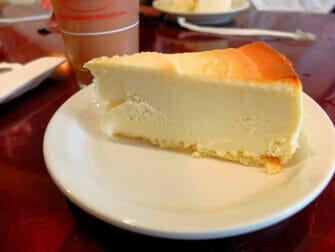 뉴욕 최고의 치즈케이크 - 주니어스