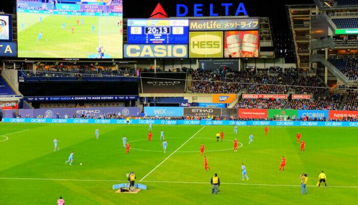 뉴욕 MLS 축구