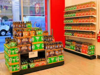 뉴욕 슈퍼마켓 - 타겟 뉴욕
