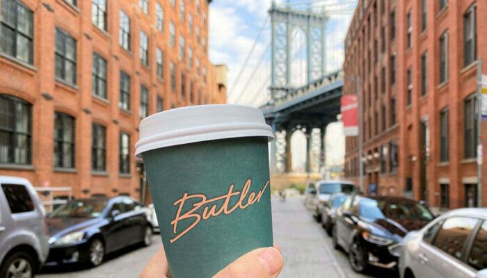 버틀러 커피