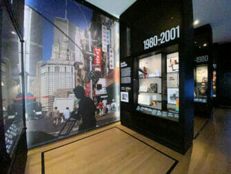 뉴욕시박물관 - 내부