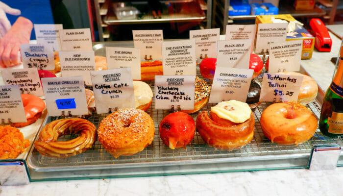 뉴욕 최고의 도넛 - The Doughnut Project