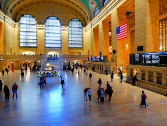 뉴욕 메트로 노스 철도 - 뉴욕 그랜드 센트럴