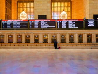 뉴욕 메트로 노스 철도 - 티켓