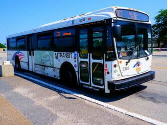 뉴욕 뉴저지 트랜짓 - NJ 트랜짓 로컬 버스